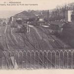 Les trains attirent les curieux depuis toujours